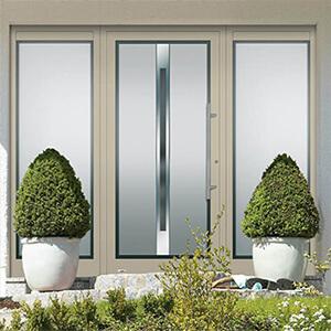 Moderne Haustüren sorgen dafür dass Ihr Eingang auch in Zukunft weiterhin hochwertig wirkt