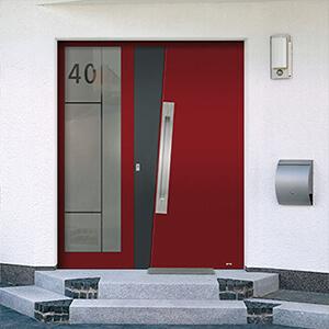 Verleihen Sie Ihrer Haustür Charakter mit Trend-Haustüren