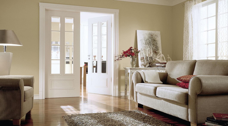 Landhausstil-Tür für eine gemütliche Atmoshphäre